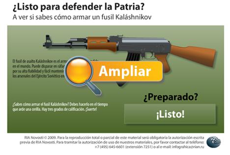 ¿Listo para defender la Patria?